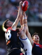AFL 2018 Round 03 - Melbourne v North Melbourne