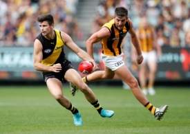 AFL 2018 Round 03 - Richmond v Hawthorn
