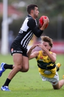 SANFL 2018 Round 03 - Port Adelaide v Eagles