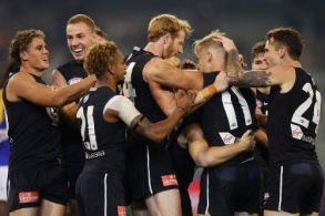 AFL 2018 Round 05 - Carlton v West Coast