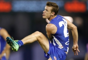 AFL 2018 Round 05 - North Melbourne v Hawthorn