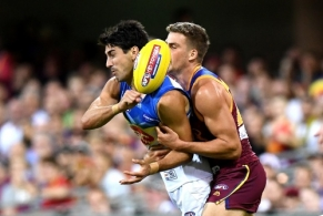 AFL 2018 Round 05 - Brisbane v Gold Coast