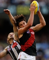 AFL 2018 Round 05 - Collingwood v Essendon