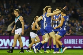 AFL 2018 Round 06 - North Melbourne v Port Adelaide
