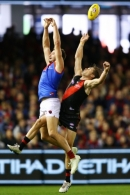 AFL 2018 Round 06 - Essendon v Melbourne