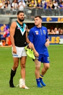 AFL 2018 Round 07 - West Coast v Port Adelaide