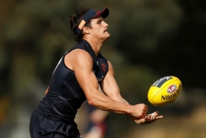 AFL 2018 Training - Melbourne 090518