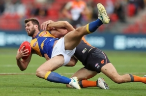 AFL 2018 Round 08 - GWS v West Coast