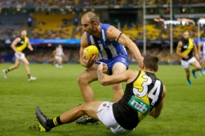 AFL 2018 Round 08 - North Melbourne v Richmond