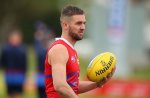 AFL 2018 Training - Western Bulldogs 170518