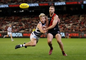 AFL 2018 Round 09 - Essendon v Geelong