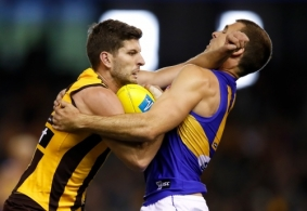 AFL 2018 Round 10 - Hawthorn v West Coast