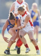 VFLW 2018 Round 09 - Williamstown v Casey