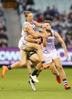 AFL 2018 Round 11 - Collingwood v Fremantle