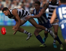 AFL 2018 Round 12 - Geelong v North Melbourne