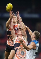 AFL 2018 Round 12 - GWS Giants v Gold Coast