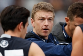AFL 2018 Round 14 - Collingwood v Carlton