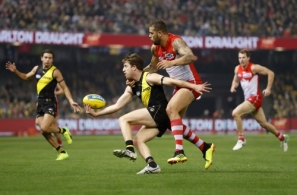 AFL 2018 Round 15 - Richmond v Sydney