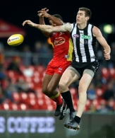 AFL 2018 Round 15 - Gold Coast v Collingwood