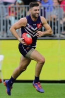 AFL 2018 Round 15 - Fremantle v Brisbane