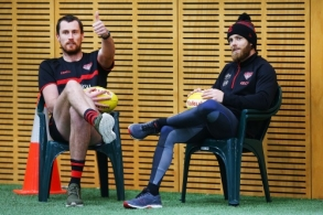 AFL 2018 Training - Essendon 040718