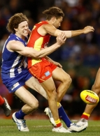 AFL 2018 Round 16 - North Melbourne v Gold Coast