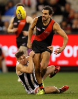 AFL 2018 Round 16 - Essendon v Collingwood