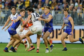 AFL 2018 Round 16 - West Coast v GWS
