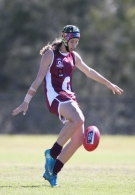 AFLW 2018 U18 Championships - Queensland v Eastern Allies