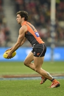 AFL 2018 Round 17 - GWS v Richmond