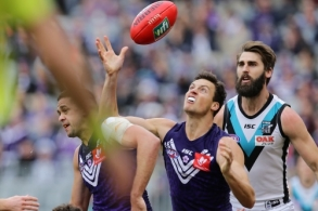 AFL 2018 Round 17 - Fremantle v Port Adelaide