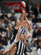 AFL 2018 Round 18 - Collingwood v North Melbourne