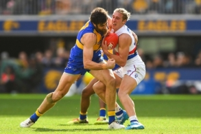 Photographers Choice - AFL 2018 Rd 18