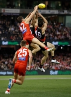 AFL 2018 Round 19 - Essendon v Sydney