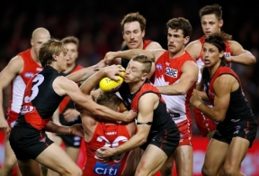 Photographers Choice - AFL 2018 Rd 19