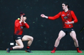 AFL 2018 Training - Essendon 300718