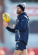 AFL 2018 Training - Carlton 020818