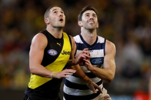 AFL 2018 Round 20 - Richmond v Geelong