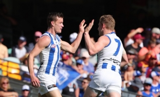 AFL 2018 Round 20 - Brisbane v North Melbourne