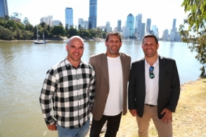 AFL 2018 Media - Brisbane RAP Launch 090818
