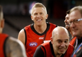 AFL 2018 Round 21 - Essendon v St Kilda