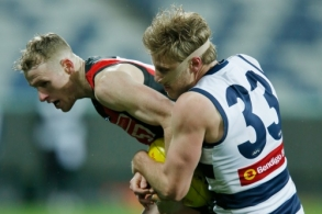 VFL 2018 Round 19 - Geelong v Essendon