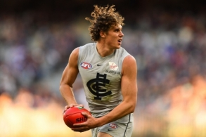 AFL 2018 Round 21 - Fremantle v Carlton