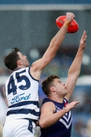 AFL 2018 Round 22 - Geelong v Fremantle
