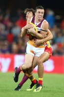 AFL 2018 Round 22 - Gold Coast v Brisbane