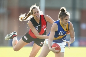VFLW 2018 Round 15 - Essendon v Williamstown