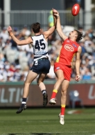 AFL 2018 Round 23 - Geelong v Gold Coast