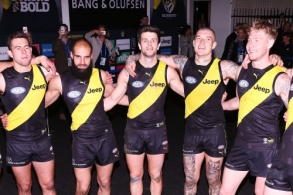 AFL 2018 Round 23 - Richmond v Western Bulldogs