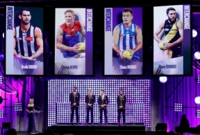 AFL 2018 Media - Virgin Australia All Australian Awards