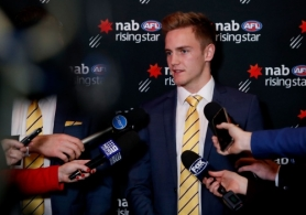 AFL 2018 Media - NAB AFL Rising Star